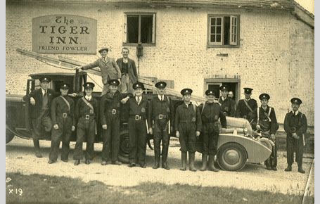 East Dean Auxiliary Fire Service 1939-40 02