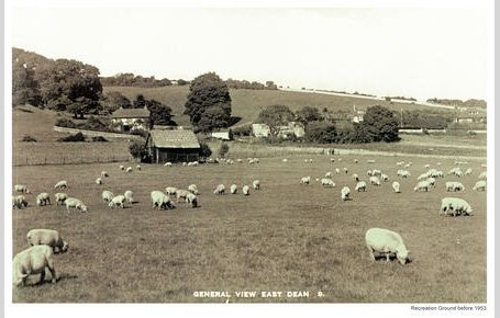 Recreation Ground before 1953